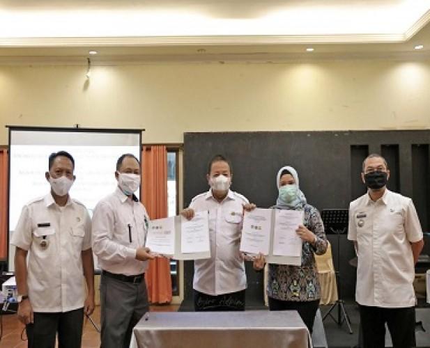 Pemprov, TNBBS, dan BPJN Lampung Mantapkan Pembangunan Taman Nasional