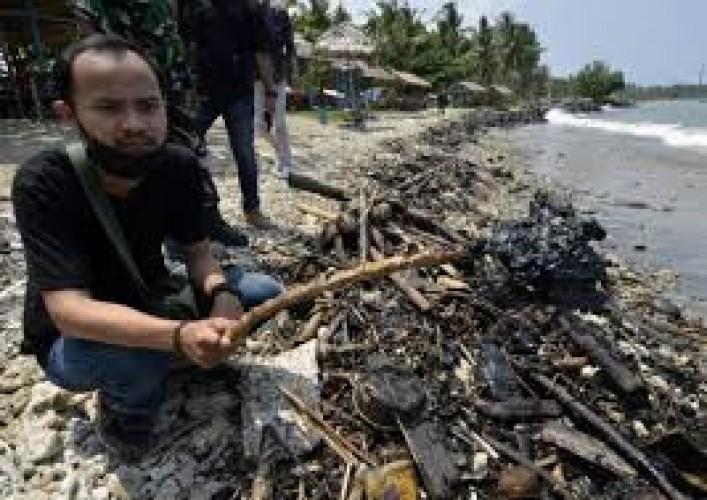 Pemprov Tunggu Hasil Penyelidikan Limbah Aspal yang Cemari Lokasi Wisata