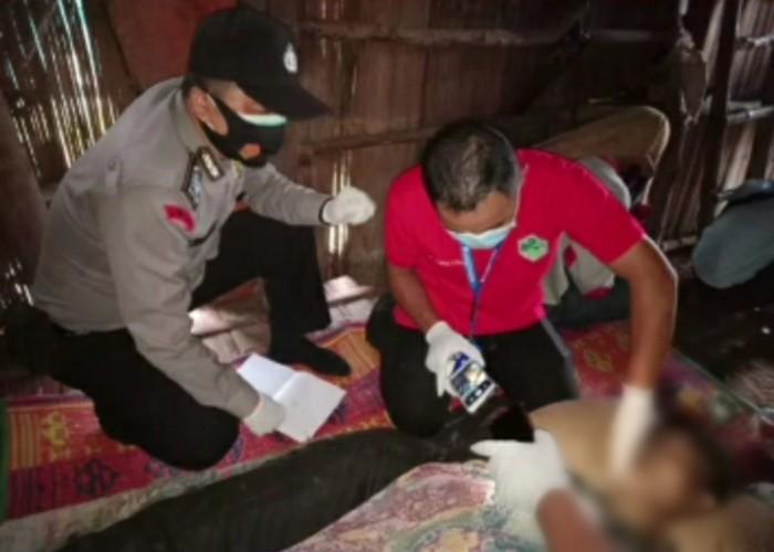Pemuda Asal Garut Ditemukan Tewas Tergantung di Pohon Alpukat
