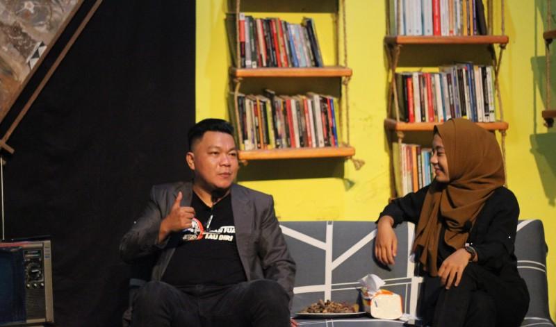 Pemuda Berperan Memberikan Edukasi Digital ke Masyarakat