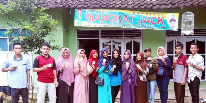 Pemuda Desa di Lampung Tengah Ciptakan <i>Mangkat Jack</i>