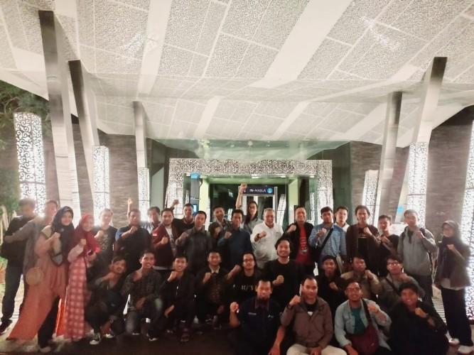Pemuda Lampung Jaga Kedaulatan Energi