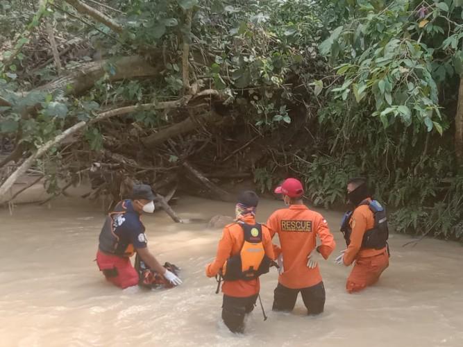 Pemuda Merbaumataram Tewas Terseret Arus Sungai