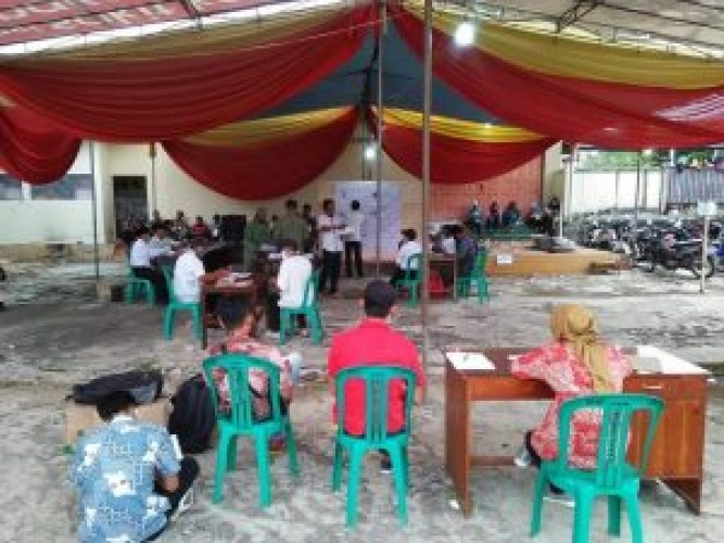 Pemuda Muhammadiyah Tanggamus Kritisi Gelaran Pilkakon