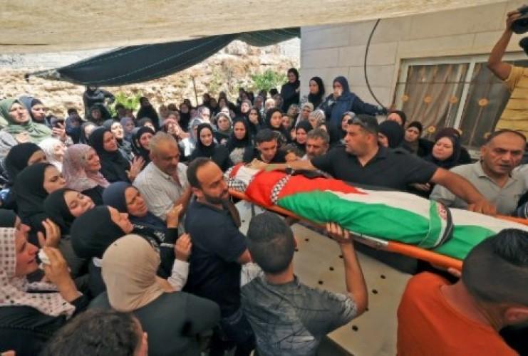 Pemuda Palestina Tewas Ditembak Militer Israel