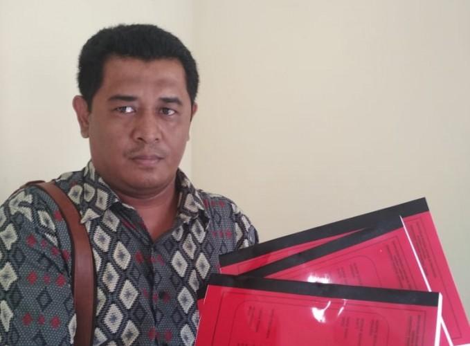 Penahanan Tiga Tersangka Korupsi RSUD Pesawaran Diperpanjang