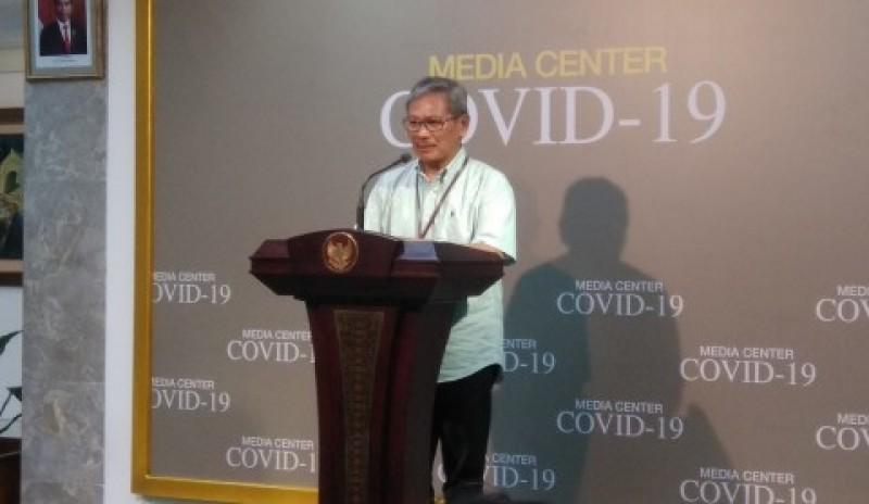 Penambahan Kasus Positif Covid-19 Paling Banyak di Jakarta