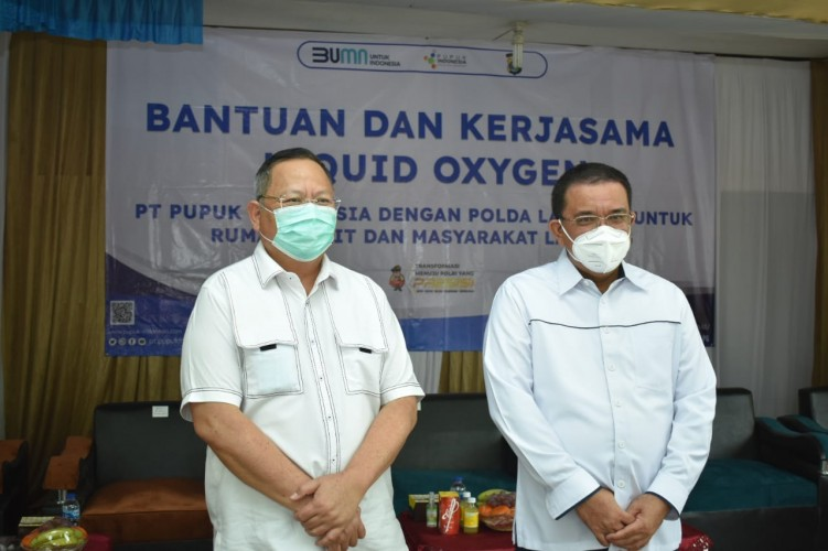 Penambahan Stok Oksigen Diharapkan Tekan Angka Kematian
