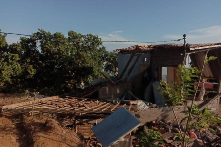 Penanganan Korban Gempa di Bangli dan Karangasem Bali karena Terkendala Akses