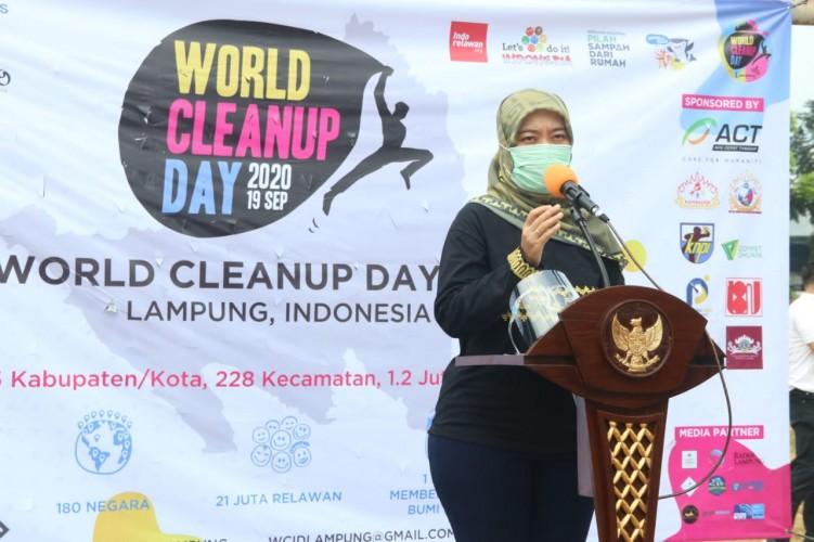 Penanganan Sampah di Provinsi Lampung Belum Maksimal