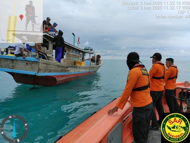 Pencarian Nelayan Hilang di Labuhan Maringgai Masih Nihil
