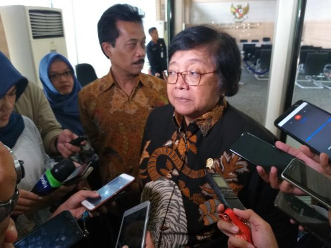 Pencegahan Karhutla di Riau dengan Teknik Modifikasi Cuaca