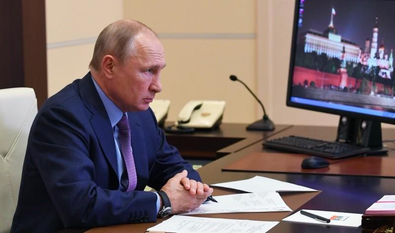 Pencemaran di Kota Artik, Putin Mengamuk