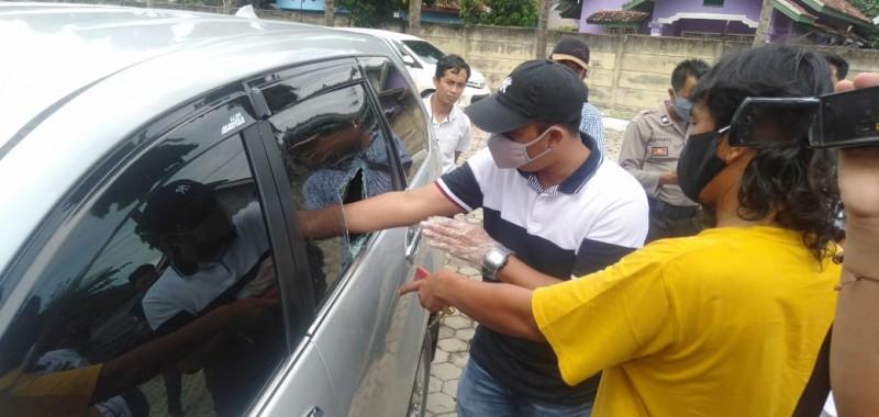 Pencuri Modus Pecah Kaca Gondol Rp80 Juta dari Mobil