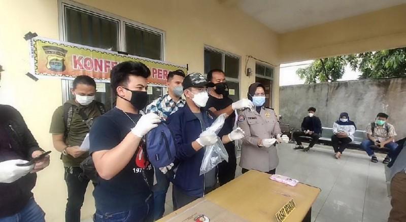 Pencuri Motor di Lampung Tewas Ditembak