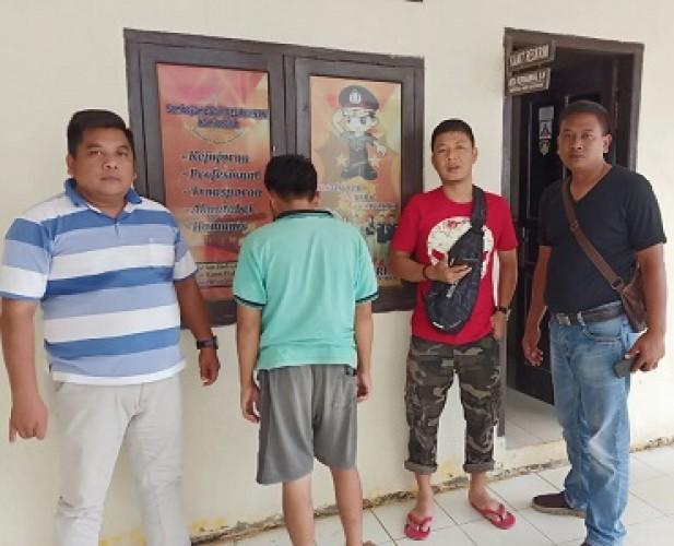 Pencuri Sepeda Gunung Ditangkap, Rekannya DPO