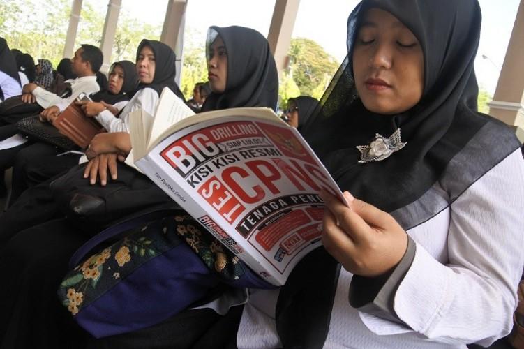 Pendaftar CPNS 2019 Bandar Lampung 532 Orang