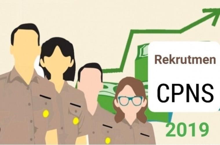 Pendaftar CPNS Bandar Lampung yang Submit 193