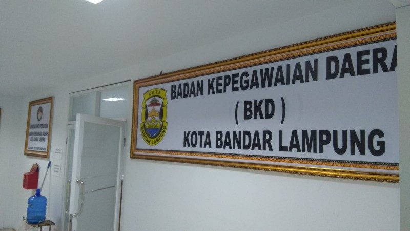 Pendaftar CPNS dan PPPK Bandar Lampung Mencapai 3.330 Orang