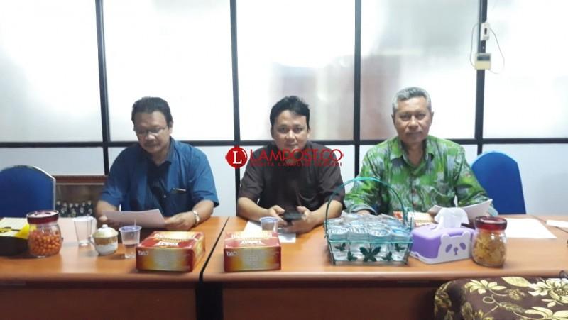 Pendaftaran Calon Rektor Unila Dibuka 22 Juli
