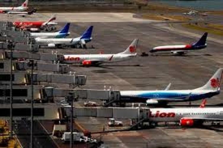 Pendapatan Industri Penerbangan Hilang Rp270 Miliar