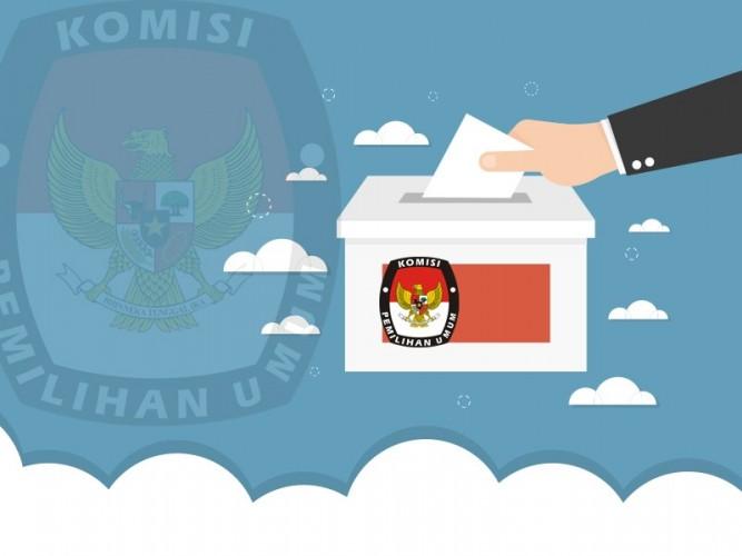 Pendistribusian Surat Suara Pilkada 8 Kabupaten/Kota Rampung