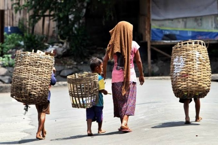 Penduduk Miskin Lampung Bertambah 41 Ribu Orang