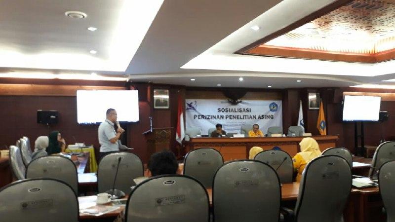 Peneliti Asing di Lampung Harus Punya Surat Izin