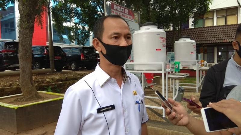 Penempatan Pedagang Pasar Smep Berdasar Undian