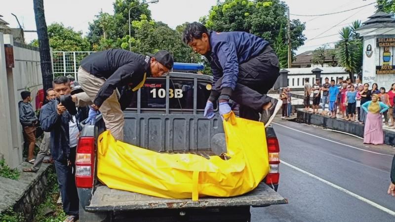 Penemuan Dua Mayat Perempuan Gegerkan Warga Bandung