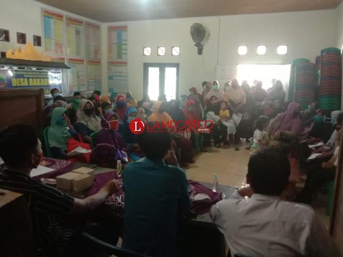 Penerima Sembako Kemensos di Bakauheni Bertambah Jadi 124 KPM