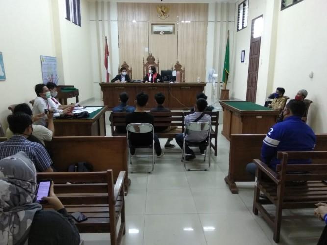 Pengadilan Putus Lurah Penganiaya Tim Yusuf Kohar Melanggar Pidana Biasa