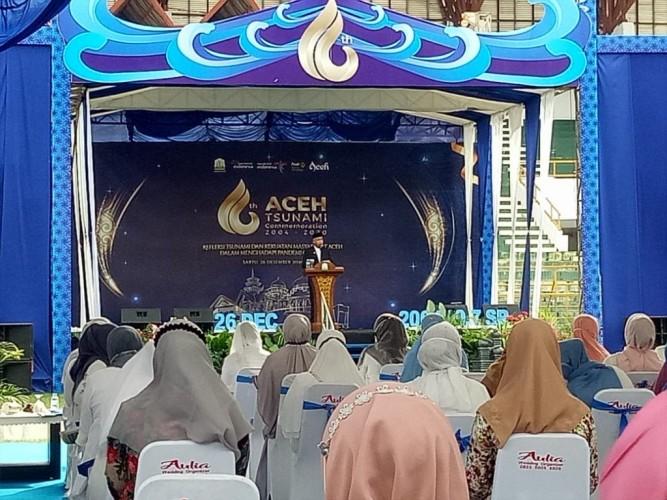 Pengalaman Bangkit Usai Tsunami Jadi Bekal Masyarakat Aceh Keluar dari Pandemi