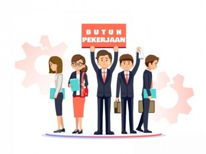 Pengangguran Terbuka Lampung pada Februari 2021 Sebesar 4,54 Persen