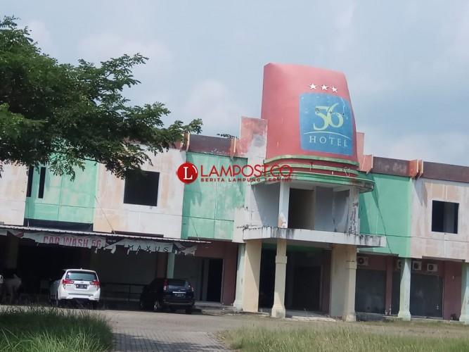 Pengelolaan Hotel 56 Kalianda Telah Kembali kePemkab Lamsel