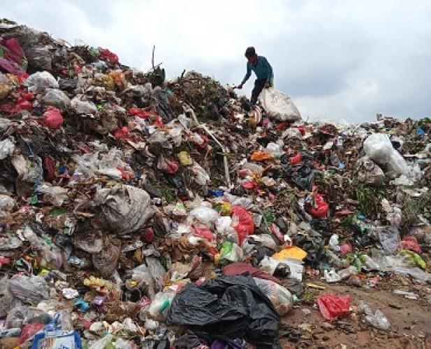 Pengelolaan Sampah di Metro Belum Efektif
