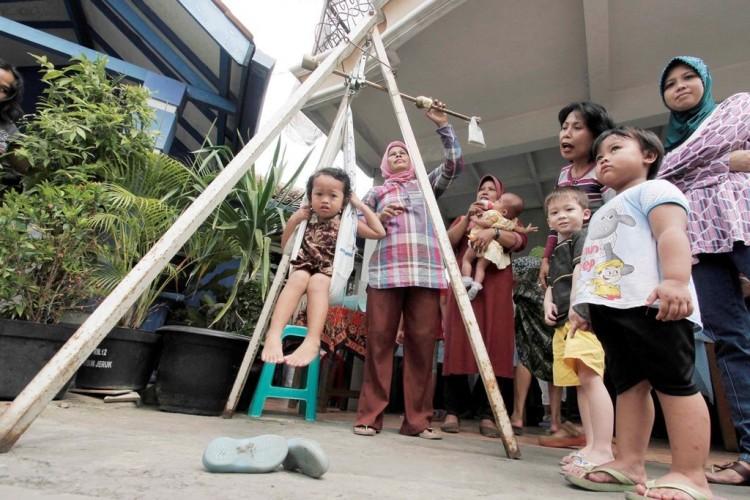 Pengentasan Stunting Disarankan Menggunakan Dana Desa