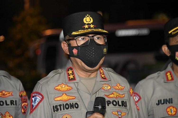 Pengetatan Tetap Diberlakukan Polri Meski Operasi Ketupat Usai