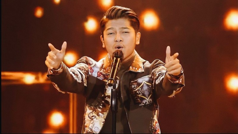Penggemar Mark Natama Nantikan Kejutan Grand Final Indonesian Idol