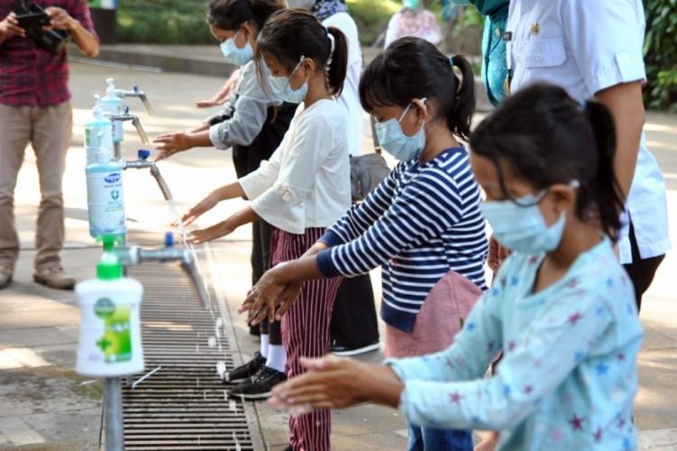 Penggunaan Air Meningkat Tiga Kali Lipat Selama Pandemi Covid-19