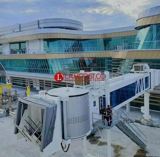 Pengoperasian Terminal Eksekutif di Bakauheni Dijadwalkan Maret