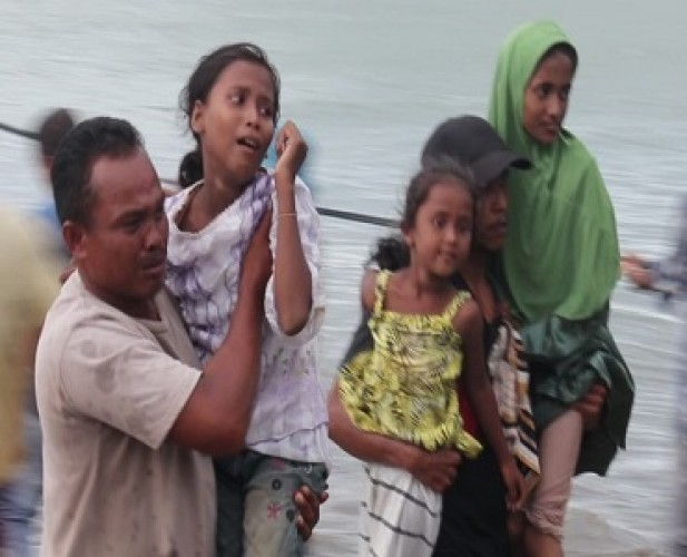 Pengungsi Rohingya di Aceh Nonreaktif Covid-19