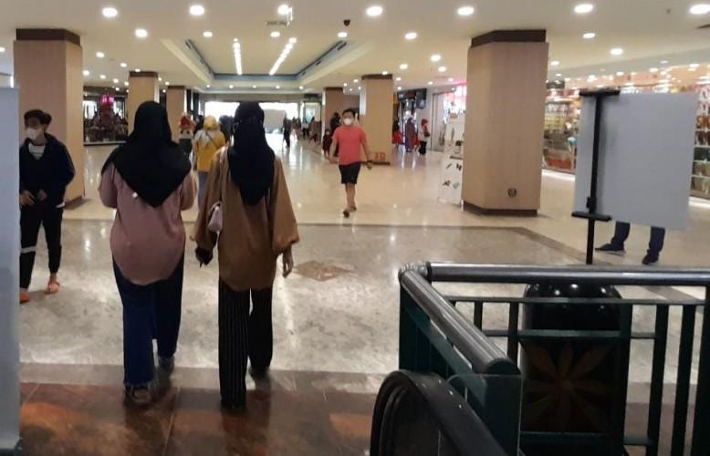 Pengunjung Mal di Bandar Lampung Meningkat 20%