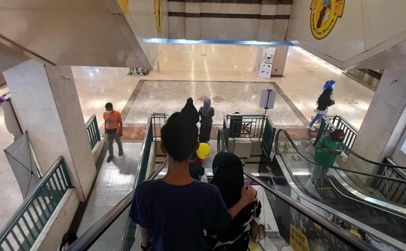 Pengunjung Mal di Bandar Lampung Naik 30 Persen