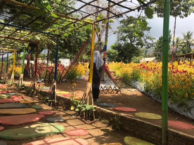 Pengunjung Wisata di Lampung Mulai Sadar Protokol Kesehatan