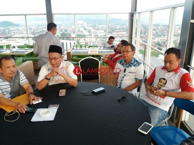 Pengurus Bravo 5 Lampung Dijadwalkan Dilantik 6 Juni