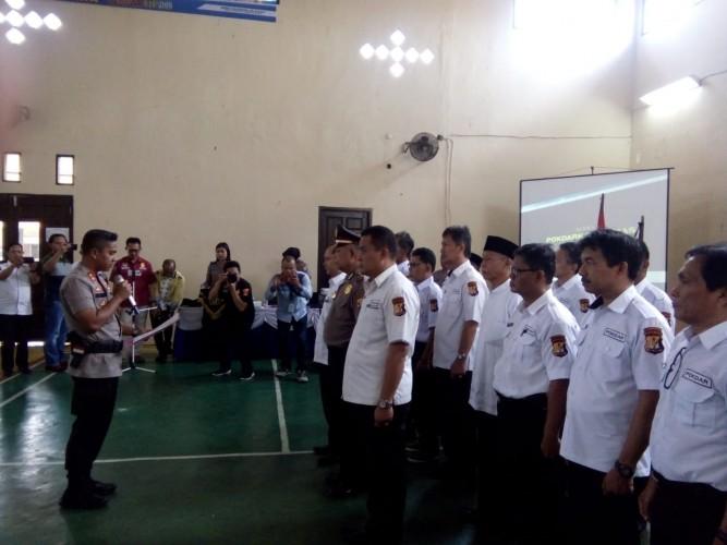 Pengurus Pokdar Kamtibmas Mitra Strategis Kepolisian