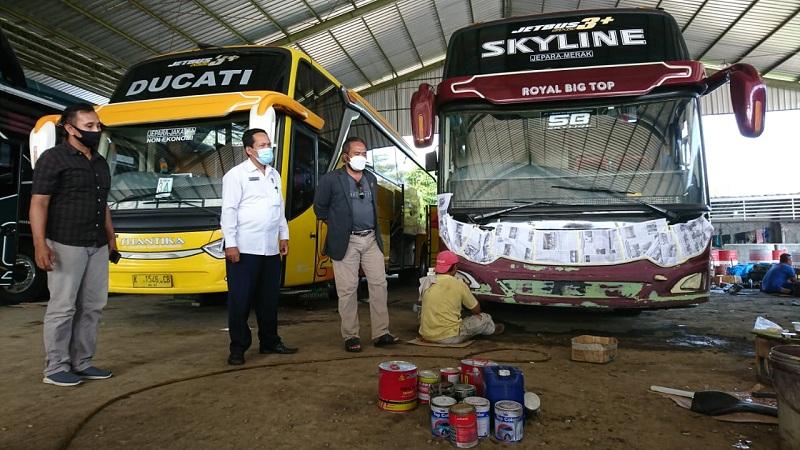 Pengusaha Bus AKAP Minta Larangan Mudik Dicabut