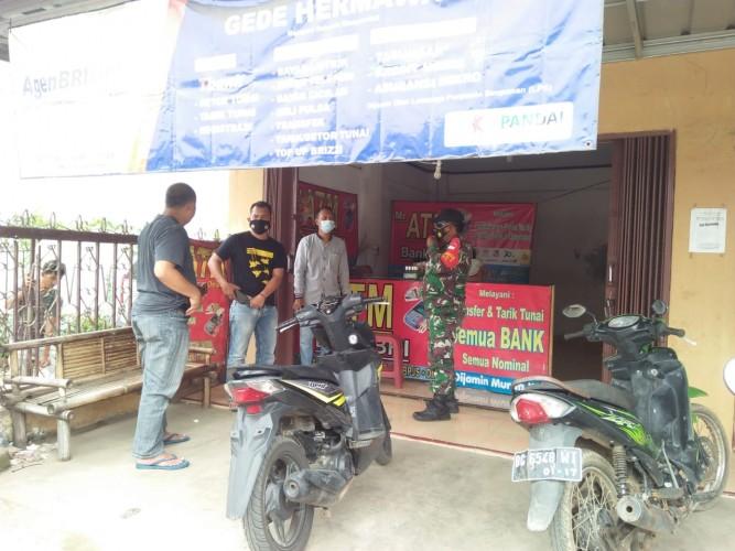 Penjaga ATM Mini Dihipnotis, Pelaku Gasak Uang Rp6 Juta