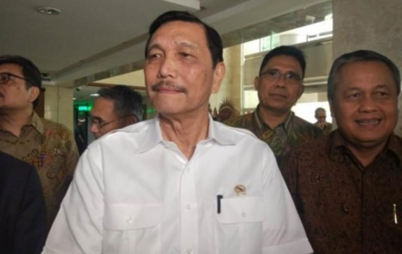 Penjelasan Luhut Soal PPKM di Jakarta Belum Turun